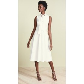 ブラックハロー ドレス ミディドレス  レディース【Black Halo Carolina Dress】Pearl