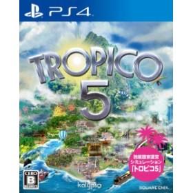 【中古】トロピコ5 PS4 ソフト Playstation4 プレイステーション4 プレステ4  ソフト PLJM-80041 / 中古 ゲーム