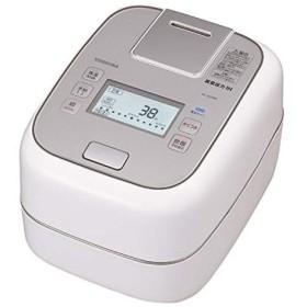 東芝 真空圧力IH RC-10ZWM(W) グランホワイト 真空圧力IHジャー炊飯器(5.5合炊き)即納