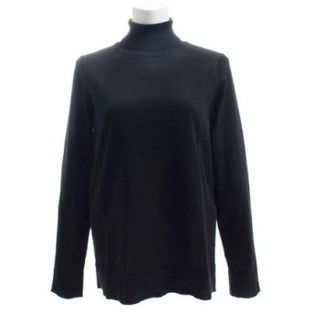 PGAC(PGAC) タートルネックセーター 872PA8NX3355BLK (Lady's)
