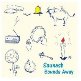 Saunash/Bounds Away 【CD】