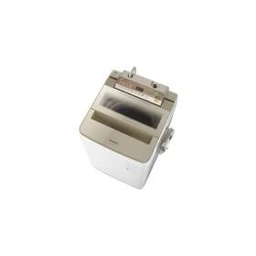 パナソニック 8kg全自動洗濯機 シャンパン NA-FA80H6-N [大型商品 日にち、時間指定不可、代引不可]