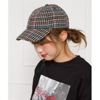 キャップ - SpRay 【NEW HATTAN】 WOOL CAP
