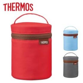 ポーチ ケース サーモス thermos フードコンテナー用 スープジャー用 REB-004 ( カバー 持ち運び用 お弁当バッグ フードコンテナーポー