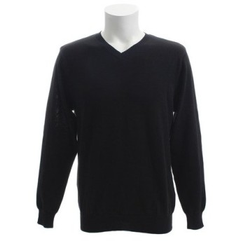 PGAC(PGAC) 【ゼビオオンラインストア価格】Vネックセーター 871PA8JW3341BLK (Men's)