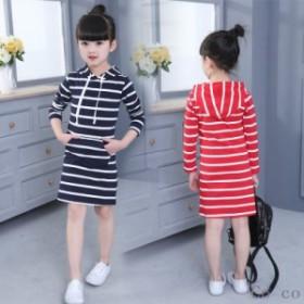 秋 子供服 子供 ワンピース入園 フォーマル 入学 ドレス ワンピース長袖 可愛いスタイル こども服 子供服 女の子