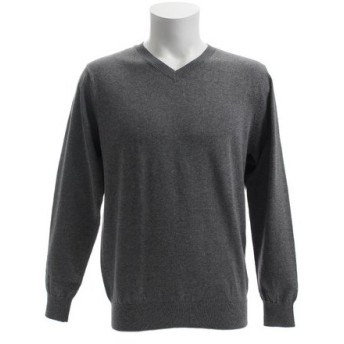 PGAC(PGAC) 【ゼビオオンラインストア価格】Vネックセーター 871PA8JW3341MGRY (Men's)
