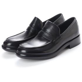 エコー ECCO Vitrus Artisan Loafer (BLACK)