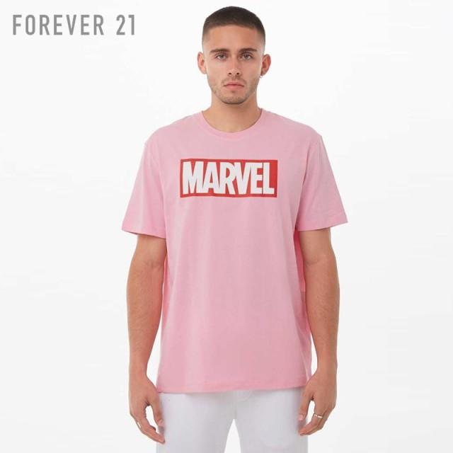 forever21 フォーエバー21 men marvelグラフィックtシャツ 5 000円