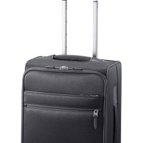 【オンワード】 ACE BAGS & LUGGAGE(エースバッグズアンドラゲージ) ≪プロテカ/ソリエ2≫1~2泊程度の旅行用キャリーケース 機内持込み可 ブラック F レディース 【送料無料】