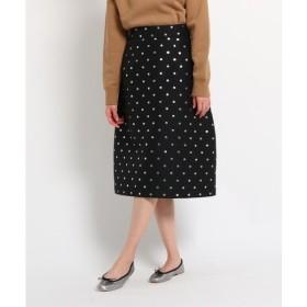 DRESSTERIOR / ドレステリア ポルカドットジャガードスカート