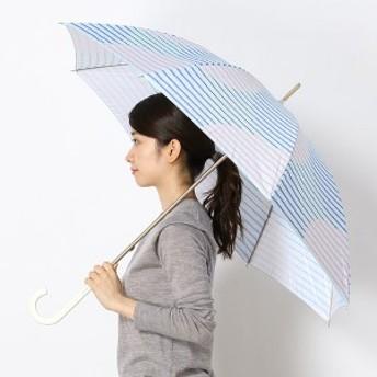 エスタ(estaa)/【UVケア/手開きタイプ】雨傘 estaa x mt 転写プリント(レディース/婦人)