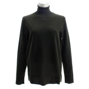 PGAC(PGAC) タートルネックセーター 872PA8NX3355KHK (Lady's)