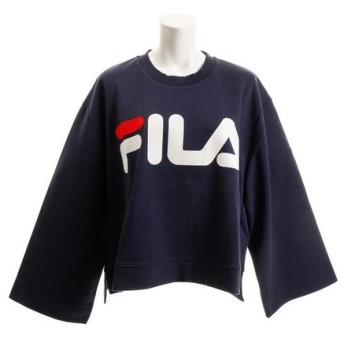 フィラ(FILA) クルーネック スェットシャツ FL3206-20 (Lady's)