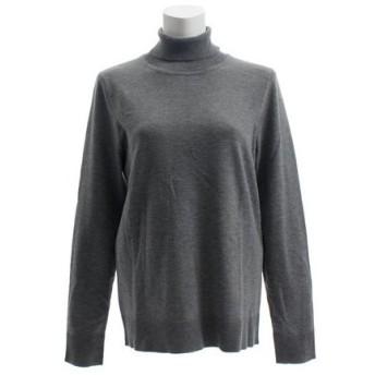 PGAC(PGAC) タートルネックセーター 872PA8NX3355MGRY (Lady's)
