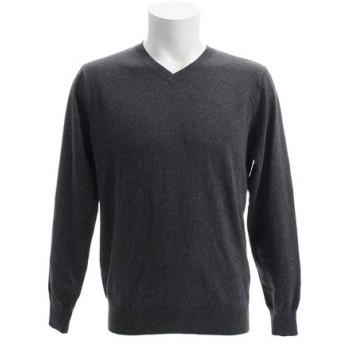 PGAC(PGAC) 【ゼビオオンラインストア価格】Vネックセーター 871PA8JW3341CGRY (Men's)