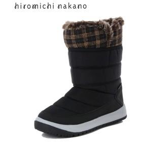 ヒロミチナカノ hiromichi nakano スノーブーツ 冬靴 レディース HN WPL154 od