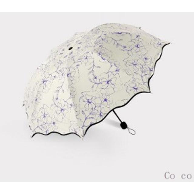 日傘 折りたたみ 遮光 カサ おしゃれ uvカット レディース 日傘 ひんやり傘 傘 かさ 晴雨兼用 紫外線 折りたたみ傘 軽量 対策 遮熱