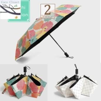 日傘 折りたたみ 日傘 軽量 紫外線 丈夫 晴雨兼用傘 遮光効果 対策 UV 傘 遮熱 レディース 遮光 カサ 傘