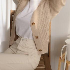 カーディガン - gogosing 【GOGOSING】一目惚れカーディガン★レディースカーディガン 長袖 Vネックカーディガン 春 秋 新作 韓国 ファッション p000csvg