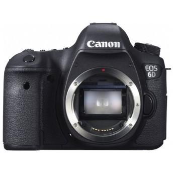 Canon製 デジタル一眼レフカメラ EOS 6D ボディ 欠品あり 展示品