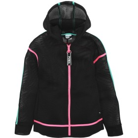 《期間限定 セール開催中》PUMA レディース スウェットシャツ ブラック XS ポリエステル 100% Chase Spacer FZ Hoody