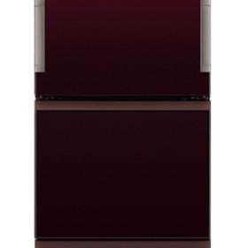 SJ-GW36E-R 冷蔵庫 SJシリーズ グラデーションレッド [3ドア /左右開きタイプ /356L]