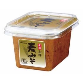 有機立科麦みそ(カップ)