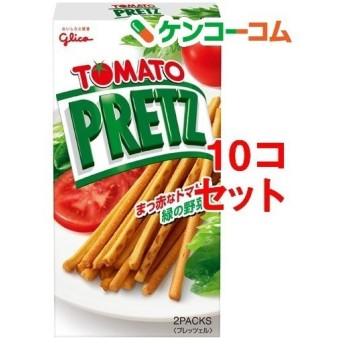 トマトプリッツ ( 60g10コ )/ プリッツ(PRETZ)