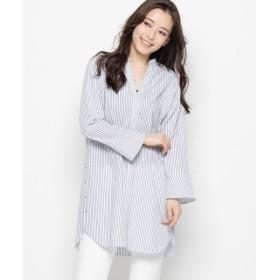smart pink / スマート ピンク 【洗える】コットンシャツ