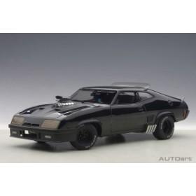 AUTOart 1:18 1973年モデル フォード XB ファルコン チューンド・バージョン ブラック・インターセプター」
