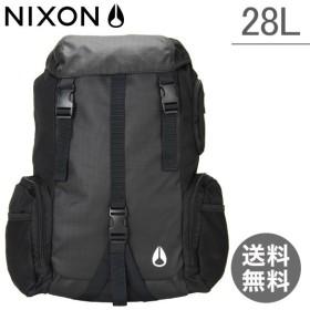 【5%還元】【あすつく】ニクソン Nixon リュック ウォーターロック WATERLOCK II 28L C2812 バックパック バッグ メンズ