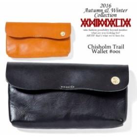 ANIMALIA アニマリア Chisholm Trail Wallet #001  メンズ 財布 ウォレット 送料無料 ストリート atfacc' v_fa