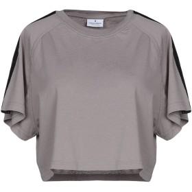 《期間限定セール開催中!》MARCELO BURLON レディース T シャツ グレー XS コットン 100%