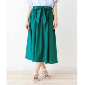 HusHusH / ハッシュアッシュ コットンリボンスカート
