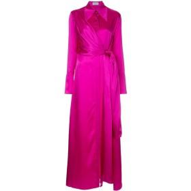 16Arlington マキシ シャツドレス - ピンク