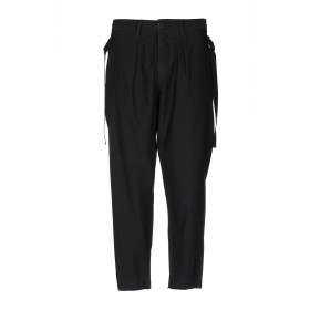 《送料無料》DARK LABEL メンズ パンツ ブラック 52 コットン 100%