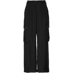 《期間限定セール開催中!》!MERFECT レディース パンツ ブラック S ポリエステル 100%
