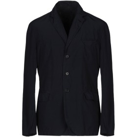 《期間限定セール開催中!》ASPESI メンズ テーラードジャケット ダークブルー L ポリエステル 80% / ナイロン 20%