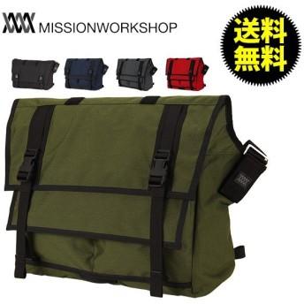 赤字売切り価格Mission Workshop ミッションワークショップ Roll-Top Messenger ロールトップ メッセンジャー The Rummy ラミー ショルダーバッグ メッ
