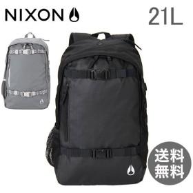 【5%還元】【あすつく】ニクソン Nixon リュック スミス SMITH II / III ( C1954 / C2815 ) 21L スケートパック バックパック