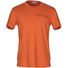 《セール開催中》VALENTINO メンズ T シャツ オレンジ XL コットン 100%