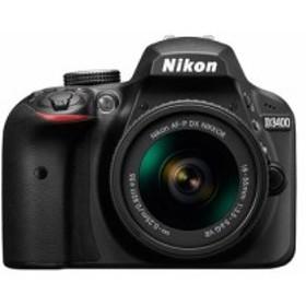 NIKON ニコン一眼レフカメラ D3400レンズキット