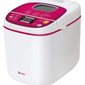 エムケー 自動ホームベーカリー 【ふっくらパン屋さん】 1斤用 HBS-100W