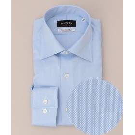 エンタージー ALBINIオックスシャツ メンズ サックスブルー系 42 【enter G】