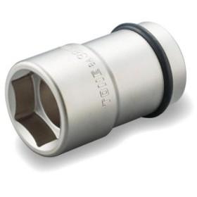 """トネ(TONE) ホイルナットコンビソケット 差込角25.4mm(1"""") 8A-3820 二面幅38×20mm"""