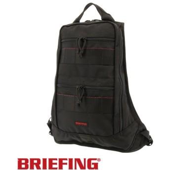 レビューでQUOカード ブリーフィング リュック USA メンズ BRM183106 BRIEFING | HUGGERリュックサック バックパック A4 ナイロン [PO10]