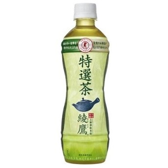 コカ・コーラ 綾鷹 特選茶 500ml ペットボトル 1ケース(24本)