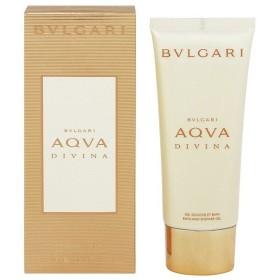ブルガリ BVLGARI アクア ディヴィーナ バス&シャワージェル (箱なし) 100ml AQVQ DIVANA BATH AND SHOWER GEL