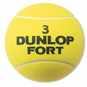 [ダンロップ テニス アクセサリ・小物]JUMBO BALL(ジャンボボール)(DA50009)